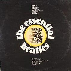 in store.. ships worldwide..BEATLES - The Essential Beatles --- 12  VINYL LP ALBUM --- TVSS-8 - Australia