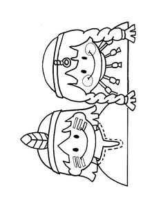 maybe a finger puppet template to use Pilgrims And Indians, Cowboys And Indians, Native American Totem, American Indians, Christmas Crafts For Kids, Thanksgiving Crafts, Coloring Pages For Boys, Coloring Books, School Spirit Crafts