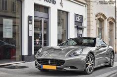 Ferrari California Ferrari California, Italian Beauty, Carrera, Dream Cars, Super Cars, Convertible, Vehicles, Passion, Cutaway