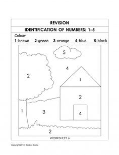 Number recognition worksheets can be a fun  way to help learn numbers. See several types of number recognition worksheets with fun activities with pictures and videos - also color by number worksheets
