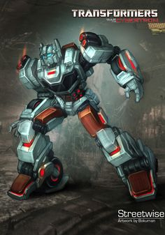 """Awesome Art: """"War For Cybertron"""" PROTECTOBOTS 