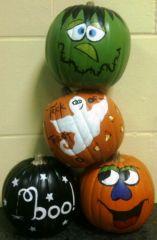 pumpkin painting patterns | Pumpkin Painting Patch