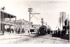 Main Street, Boulder City, Kalgoorlie Gold Fields. W.A.
