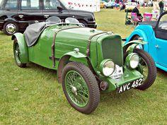 387 Singer Nine TT Team Car (1935) | by robertknight16