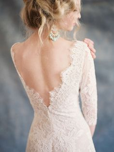 Romantique by Claire Pettibone   Love My Dress® UK Wedding Blog