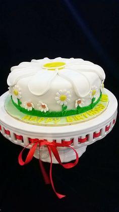 Sweet Creations Daisy Red Velvet cake #sweetcreation20 #Redvelvet