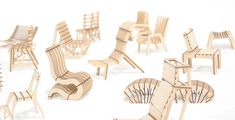 Living in a shoebox | The free sketchChair software allows you to design and assemble your own furniture