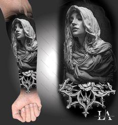 Tattoo For Guys Ideas Design Sketches Art 22 Ideas - Tattoo For Guys Ideas Design Sketches Art 22 Ideas - Tattoo Girls, Girl Tattoos, Tattoos For Guys, Religion Tattoos, Christ Tattoo, Jesus Tattoo, Statue Tattoo, Tattoo Sketches, Tattoo Drawings