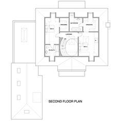 St. Cloud - Second Floor Plans