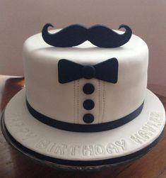 52 trendy birthday cupcakes for men fondant Birthday Cake Cookies, Birthday Cakes For Men, Heart Birthday Cake, Birthday Cake For Husband, Birthday Cake Pictures, Beautiful Birthday Cakes, Husband Cake, Birthday Kids, Fondant Cakes