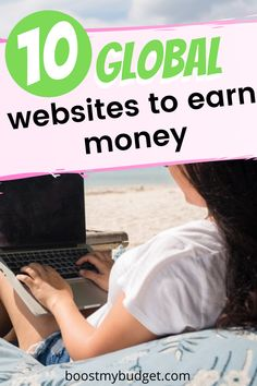 International ways to make money online, wherever you are in the world. Whether you live in a country with limited opportunities to work online, or you're chasing the digital nomad lifestyle, this post has a list of remote work opportunities and ways to earn money online that work in any country globally.