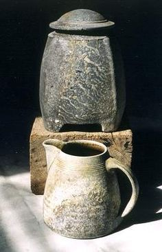 ArtPropelled - like the shape of the jar.