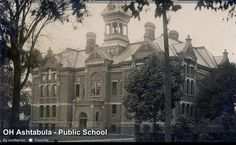 Old Ashtabula High School