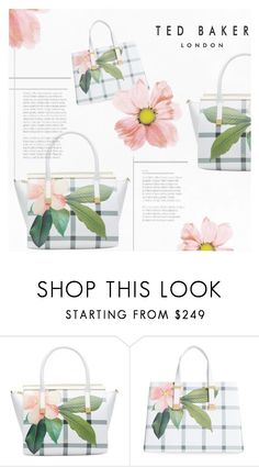 """Untitled #1298"" by blackfury ❤ liked on Polyvore featuring Ted Baker, tedbaker and blackfury"