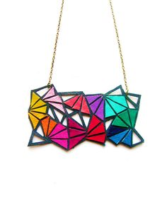 http://www.etsy.com/listing/85438537/geometric-necklace-leather-triangle?ref=v1_other_2