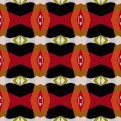 #handdrawn #freelancer #patternart #tiledesign #interiorresources #collaborate #instaartist #new #coordinate #richinteriors #bolddecor #redblackwhite #goldcolor by alice_c_kelly