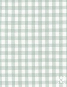 Kitchen Window Wovens / Large Gingham Fabric by Elizabeth Hartman Textile Patterns, Sewing Patterns, Textiles, Korean Colors, Rifle Paper Company, Gingham Fabric, Beautiful Curtains, Art Gallery Fabrics, Green Kitchen