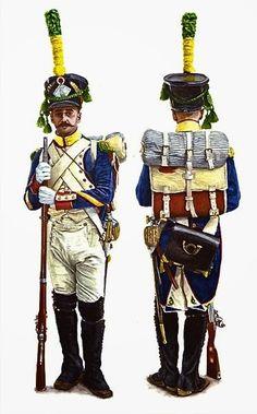 French light Infantry (voltigeur)