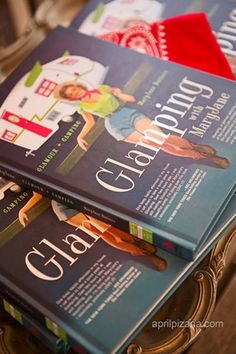 """The official guide to """"Glamping,"""" spotted at Junk Gypsy Co. in Round Top"""