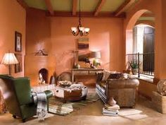 Terra Cotta Living Room   Yahoo Image Search Results · Behr Paint  ColorsPaint ...