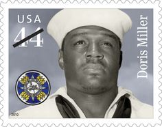 The first Black American hero of World War II, Doris Miller (1919-1943) became an inspiration to generations of Americans for his actions at Pearl Harbor on December 7, 1941.