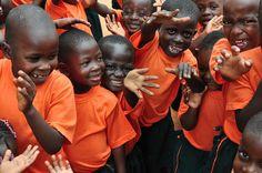 Children of Kampala, Uganda