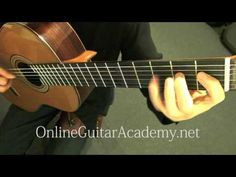 http://onlineguitaracademy.net  Level: 7, Upper-Advanced  License Information: Arrangement Copyright © 2012 Emre Sabuncuoglu. All rights reserved. International copyright secured.  Lesson Program: LAGA Classical*    *LA Guitar Academy's comprehensive online classical guitar program, LAGA Classical, can gradually take you to a level at which you will ...