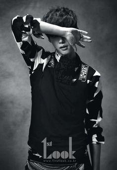 Lee Jong Suk - 1st Look Magazine