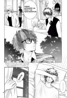 Manga Kyou no Kira-kun Capítulo 11 Página 15