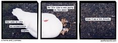A Softer World: Can I come over?
