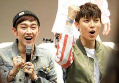 #Sangbae & #Juhyeon