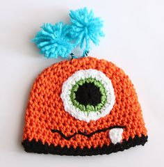 Little Monster Hat.