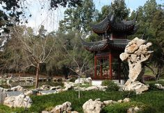 old chinese gardens - Google Search