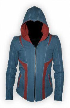 Assassin's Creed Revelations Ezio Hoodie Jacket Coat Costume Custom | eBay