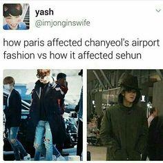 Lol exo funny joke exo oh sehun funny meme K Meme, Funny Kpop Memes, Exo Memes, Exo Ot12, Chanbaek, Kyungsoo, Chanyeol, Xiuchen, All The Things Meme