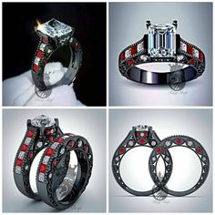 These Are The Rings The Joker Should Get To Propose To Harley Quinn
