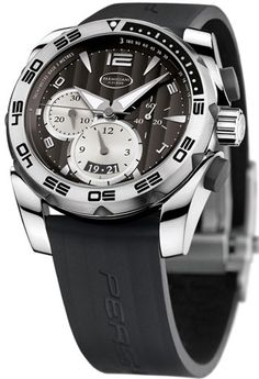 Parmigiani Pershing 45 Chronograph Mens Wristwatch