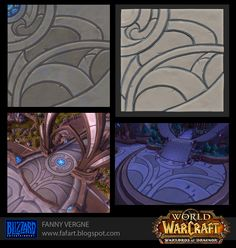 Texturing - Siege Of Orgrimmar - WOW - Page 5 - Polycount Forum