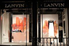 Lanvin - Ink effect