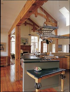 Kitchen Islands -- More Solutions, More Photos - Fine Homebuilding Article
