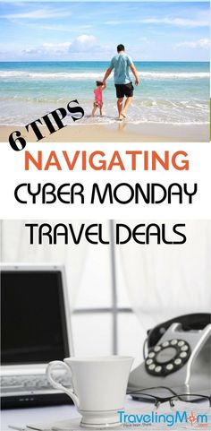 cc0b38459 Before wheeling and dealing with your hard-earned vacation dollars, take a  look at these Top 6 Tips for Cyber Monday Travel Deals.
