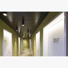 LED ceiling spotlight ULTRA S D 3033 by Delta Light