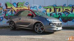 Opel Adam S 2016