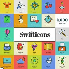 AWESOME GIVEAWAY   To celebrate smashing 30000 followers my good friend @dariusdan has given me 1 free SwiftIcons Premium Licence.  Swifticons is a remarkable premium set of 2104 high quality icons capable of covering 19 wide categories in 4 editable styles: outlined filled colored & flat.  To Enter all you have to do is:  1 like this photo  2 follow @uidesignpatterns  3 follow @dariusdan  4 tag 2 of your designer friends  Good luck guys  Ill announce the winner on Sunday  . . .  #ui…
