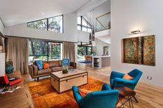 la casa moderna australiana