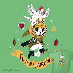 Hyrule Airlines