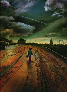 Jan Saudek - David Lonely Forever (1969)