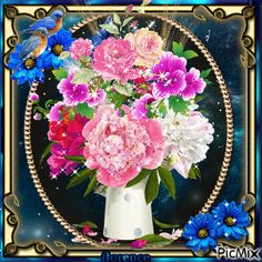 3441971_79258.gif (400×400) Happy Cake Day, Floral Wreath, Bling, Crown, Wreaths, Jewelry, Decor, Floral Crown, Jewel