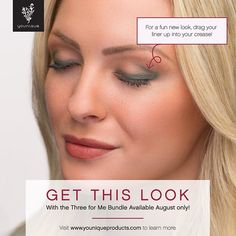 #TechniqueTuesday: Drag your liner up into your crease for a fun new look. #TipTuesday What fun things do you like to do with your liner?