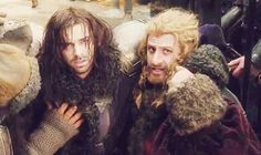 Fili being an awesome big bro.Quick somebody shoot me in the knee with an arrow. <----------- pinning for this comment